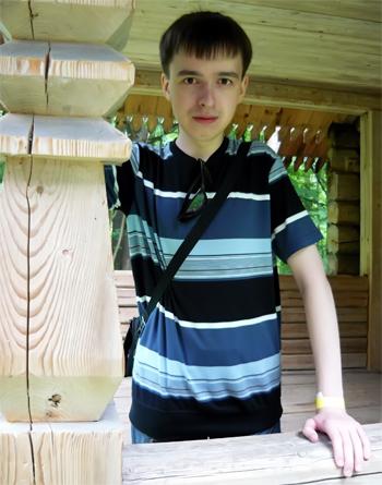 Сергей Варенцов - известный блоггер, создатель интернет-портала Ниноград.ру