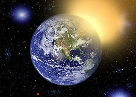 Вера направляет человека, способствует жизни на Земле