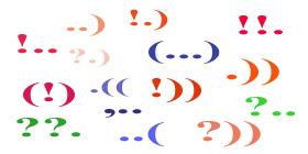 Мои знаки (пиктограммы), изображающие эмоции, отражающие мысли, несущие определённый смысл... Идеи Дмитрия Романчука
