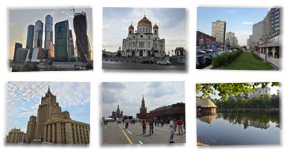 Москва - столица Российской Федерации. Московская жизнь. Фотографии Первопрестольной
